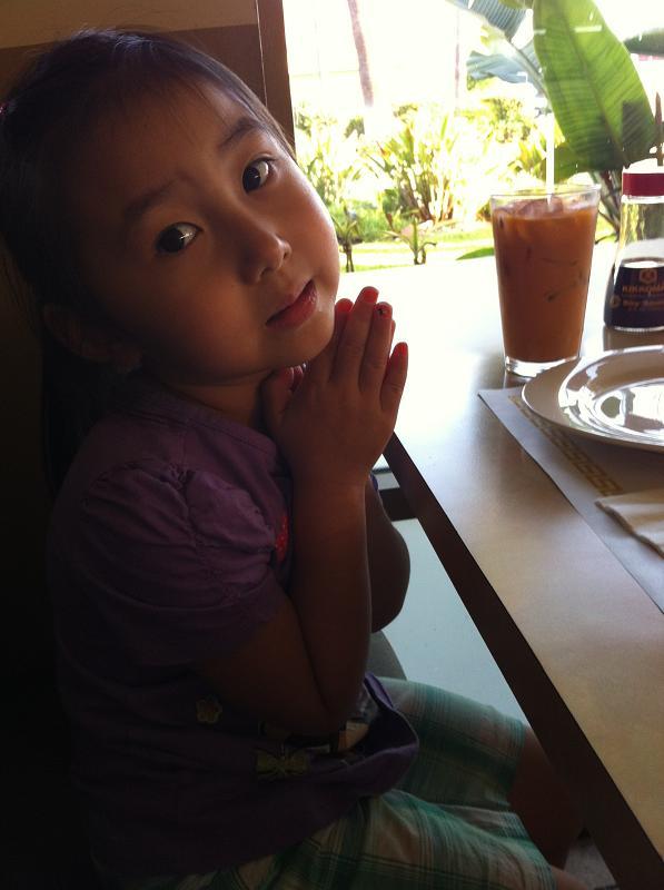 Thám tử Lương Hiền Duy: Con gái tôi luôn hướng về cội nguồn - Ảnh 3